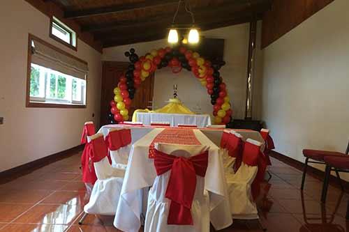Salon de Eventos - Hotel San Fernando