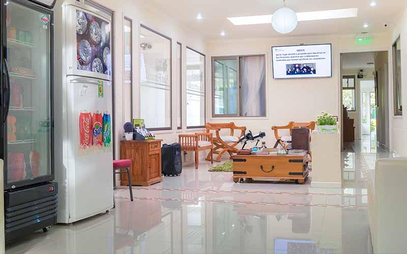 Sala de Estar Hotel San Fernando